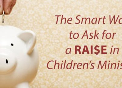 Raise in Children's Ministry