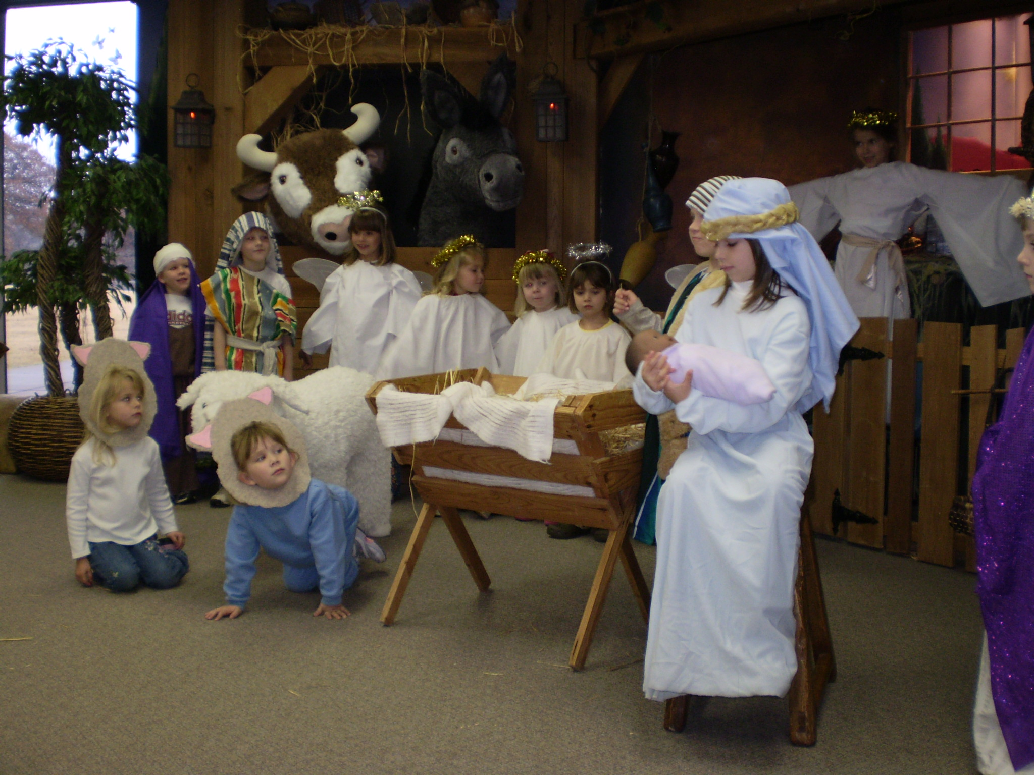 Christmas Program: Once Upon a Christmas