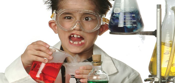 8 Science Object Lessons for Children's Ministry