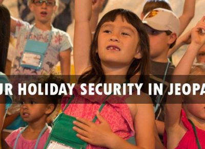 holiday security